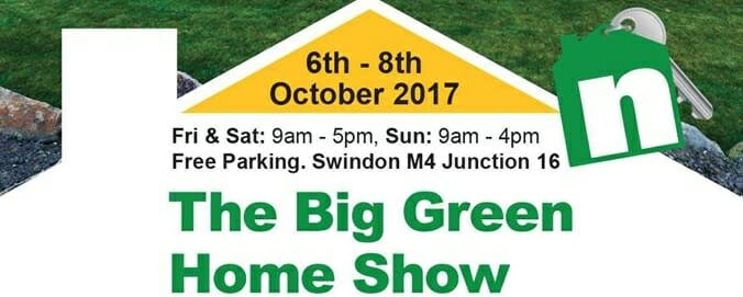 The Big Green Home Show NSBRC Swindon